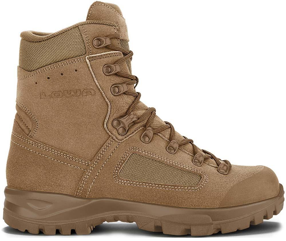 Lowa Elite Desert Boots Coyote Op Mens Gsa Boots