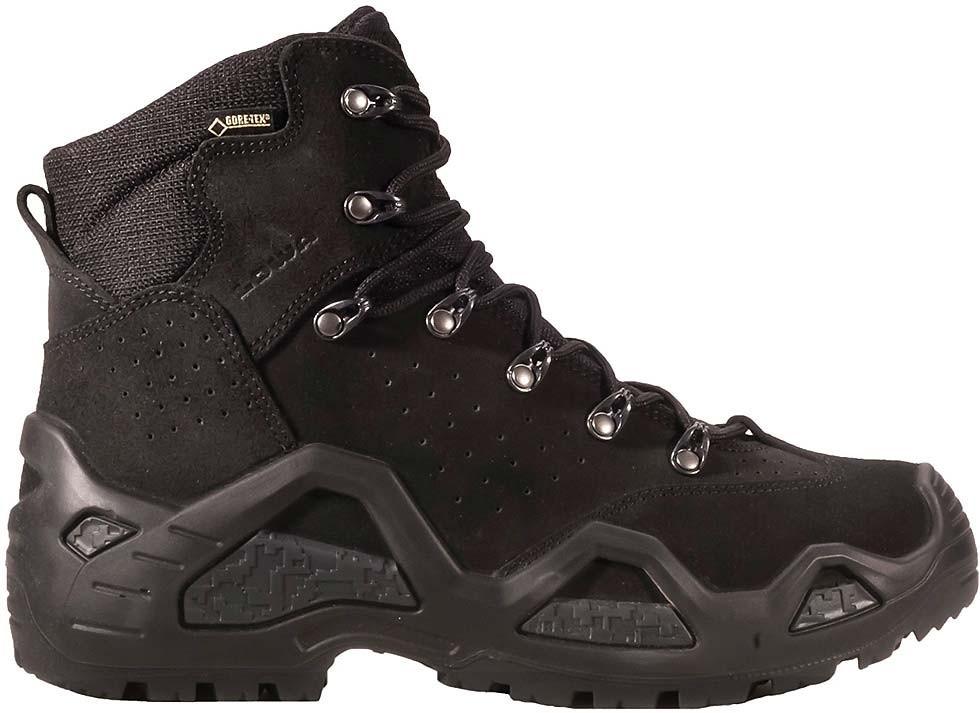 Lowa Z 6s Gtx Boots Black Mens Gsa Boots