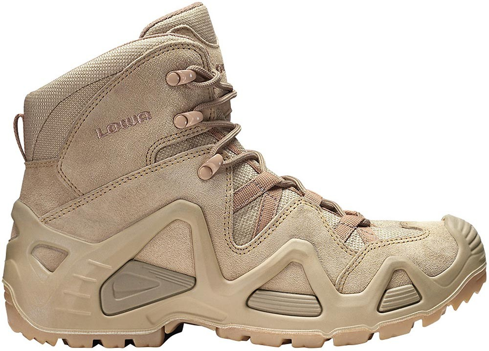 8696a44be29 Lowa Zephyr GTX Mid Task Force Boots - Desert - Womens