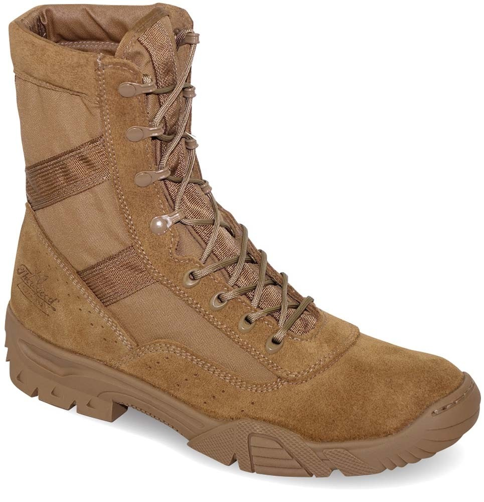 53a5f26e33e Thorogood Saw 8-in Boots - Coyote Mohave - Mens