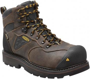 Keen Tacoma Composite Toe Boot - Cascade Brown - Mens
