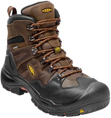 Keen Coburg Waterproof 6-in Boot - Cascade Brown - Mens