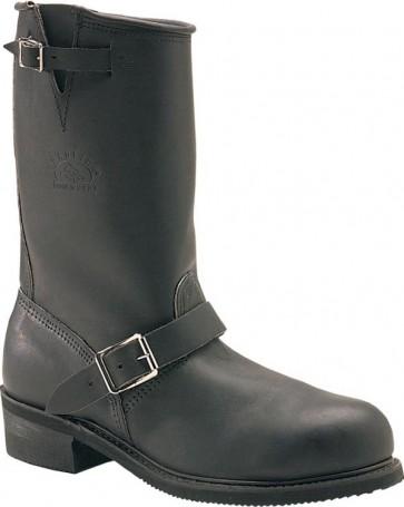 Carolina 115 Safety Toe Boots - Black - Mens