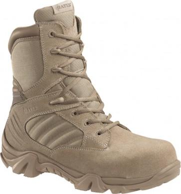 Bates GX-8  Desert Composite Toe Side-Zip Boot - Desert Tan - Mens