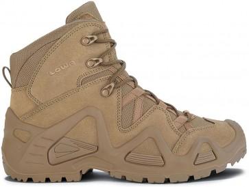 Lowa Zephyr Desert Mid Boots - Coyote OP - Mens