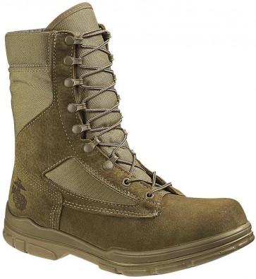 Bates DuraShocks USMC Certified EGA Lightweight Boots - Desert - Womens