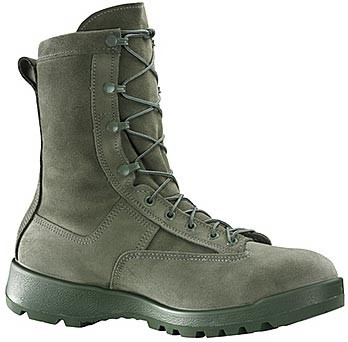 004c622c91d Belleville 675ST Cold Weather Insulated 600g Safety Toe USAF Boots - Sage  Green - Mens
