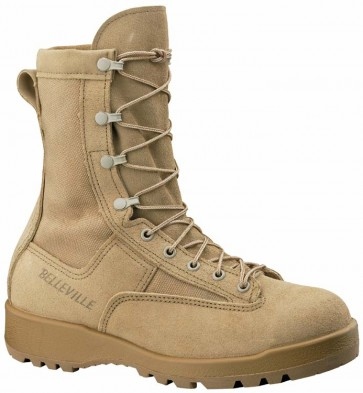 Belleville Insulated Combat Boots - Desert - Womens