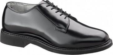 Bates Lites Leather Oxford Shoes - Black - Mens