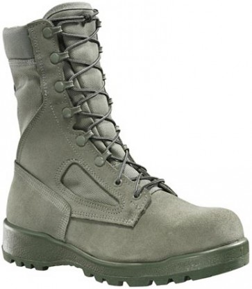 Belleville F600 Hot Weather Combat USAF Boots - Sage Green - Womens