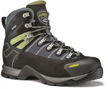 Asolo Fugitive GTX MM Boots - Black/Gunmetal - Mens