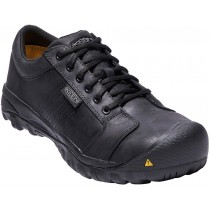 Keen La Conner ESD Safety Toe Shoe - Black - Mens