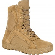 Rocky S2V 8-in Waterproof 400g Insulated Boot 104-1 - Coyote Brown - Mens