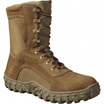 Rocky S2V 8-in Boots - Coyote - Womens