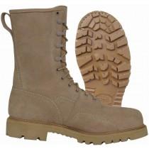 Hoffman Boots 10-in Composite Toe Dri-Line Boots - Desert - Mens