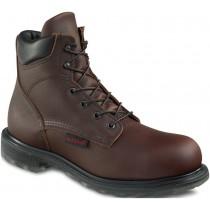 Red Wing 2406 Steel Toe Boot - Brown - Mens