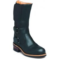 Chippewa 27862 Motorcycle Boots - Black - Mens
