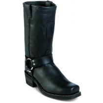Chippewa 27868 Motorcycle Boots - Black - Mens