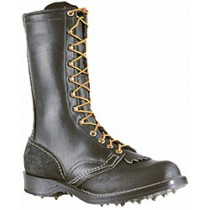 Wesco Timber 12-in Boots - Black - Mens