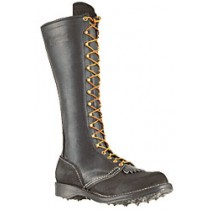 Wesco Timber 16-in Boots - Black - Mens