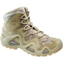 Lowa Zephyr Mid Task Force Boots - Desert - Mens