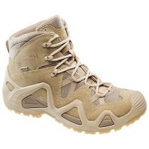 Lowa Zephyr GTX Mid Task Force Boots - Desert  - Mens