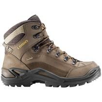 Lowa Renegade GTX Mid Hiking Boots - Sepia - Mens