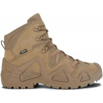 df888a414f0902 Lowa Zephyr GTX Mid Task Force Boots - Coyote OP - Womens