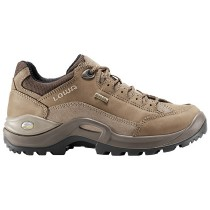 Lowa Renegade GTX Lo WS Shoes - Taupe/Sepia - Womens
