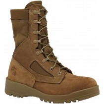 Belleville 500 USMC Waterproof Combat Boot (EGA) - Desert - Mens
