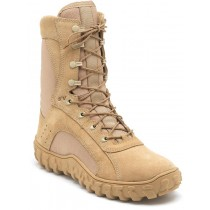 Rocky S2V 8-in Steel Toe Boots - Tan - Mens