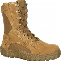 Rocky S2V 8-in Steel Toe Boots - Coyote - Mens