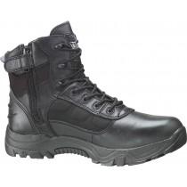 Thorogood 6-in Waterproof Side-Zip Safety Toe Deuce Boots - Black - Mens