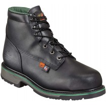 Thorogood 6-in I-MET Steel-Toe Boots i700 - Black - Mens