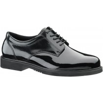 Thorogood Poromeric Academy Oxford - Black - Womens