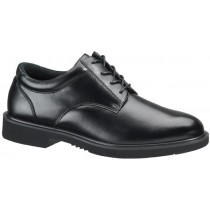 Thorogood Classic Leather Academy Oxford Shoes - Black - Womens
