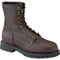 Carolina Grizzlies Series 8510 Safety Toe Boots - Brown - Mens