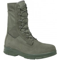 Bates Air Force AF Steel Toe Boots - Sage Green - Womens