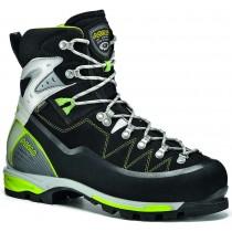 Asolo Alta Via GV Boots - Black/Green - Mens