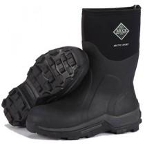 Muck Arctic Sport Mid Winter Boot - Black - Mens