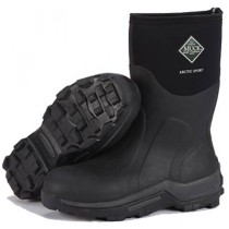 Muck Arctic Sport Mid Winter Boot - Black - Womens