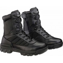 Bates Enforcer Series Ultra-Lites 8-in Tactical Sport Side Zip Boots - Black - Womens