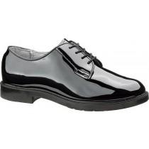 Bates DuraShocks High Gloss Oxford Shoes - Black - Womens