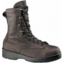Belleville 330 USN/USMC Flight Approved Steel Toe Boots - Brown - Mens