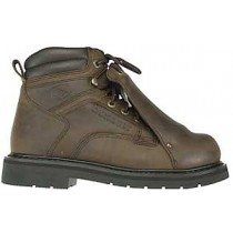 Carolina 599 6-in Metatarsal Steel Toe Boots - Brown - Mens