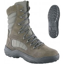 Reebok 8-in Steel Toe Tactical Boots with Side Zipper - Sage Green - Mens