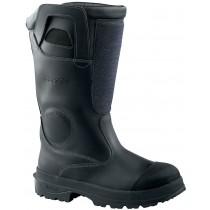 Cosmas Titan Firefighter Boots - Black - Mens