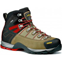 Asolo Fugitive GTX Hiking Boots - Wool/Black - Mens