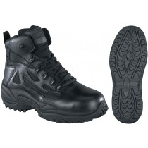 Reebok Stealth SWAT 6-in Safety-Toe Boot - Black - Mens