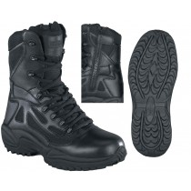 Reebok Stealth SWAT 8-in Boot - Black - Mens